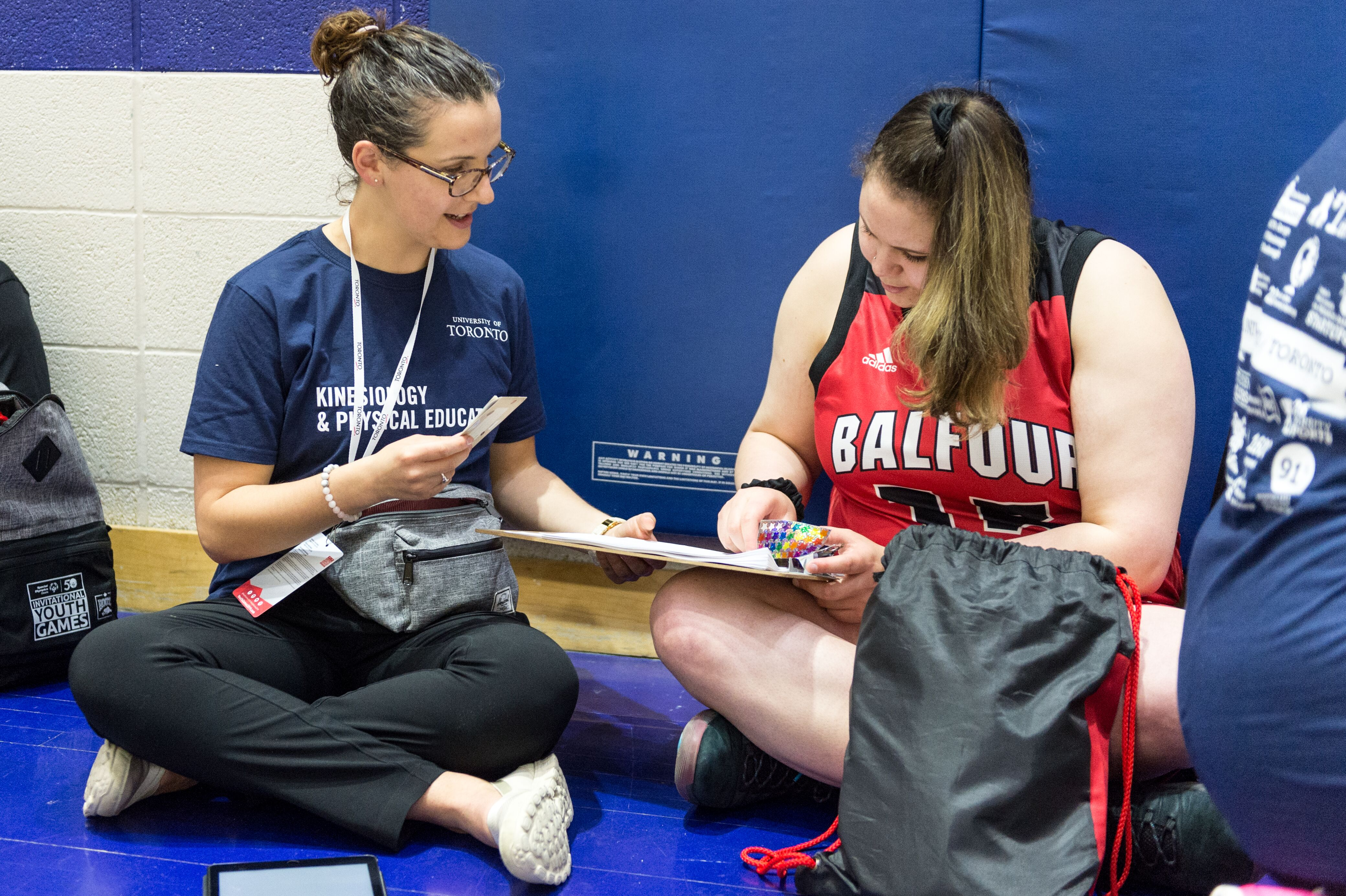 2019 Special Olympics come to the 6ix | UofT - Faculty of Kinesiology & Physical Education