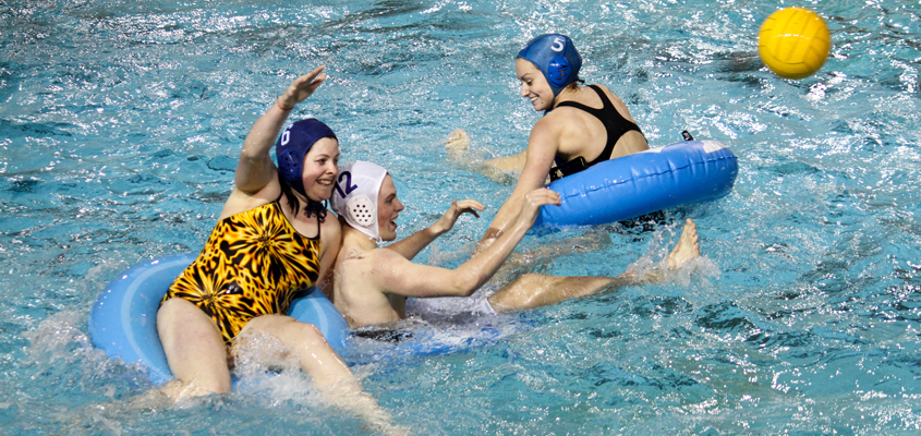 coed water polo