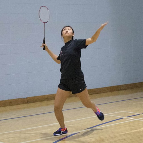 U of T - Intramurals - Badminton