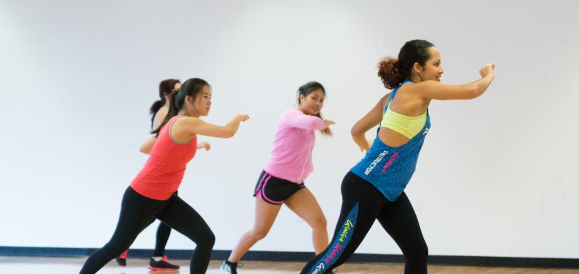 Group Fitness Drop in