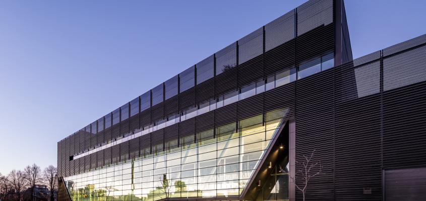 Goldring Centre for High Performance Sport wins prestigious