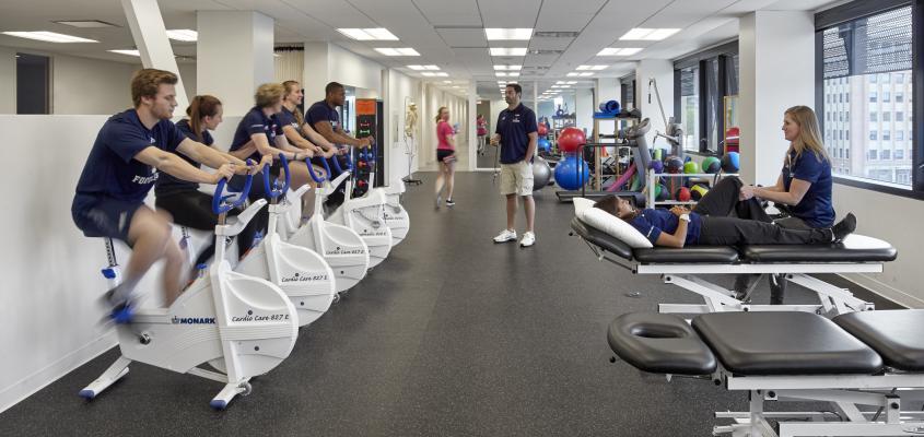 David L MacIntosh Sport Medicine Clinic