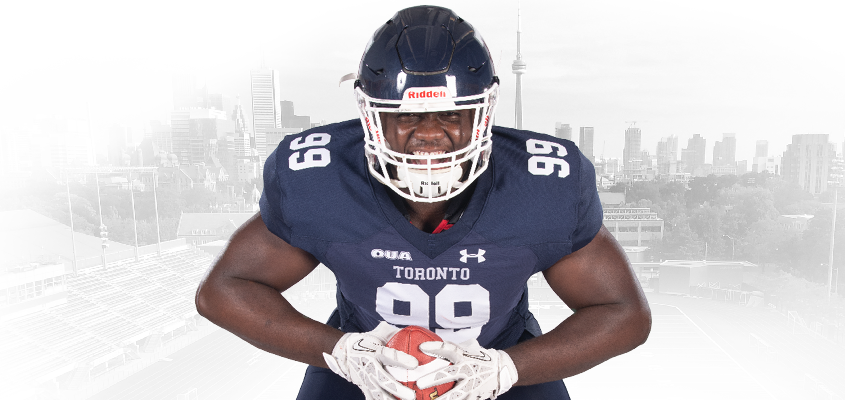 2018 University of Toronto Varsity Blues Football