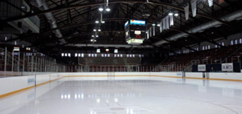 Arena & Ice Rink